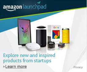 Shop Amazon Launchpad - Explore new and inspired products from startups - Yellow Discount